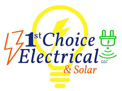 First Choice Electrical and Solar Logo